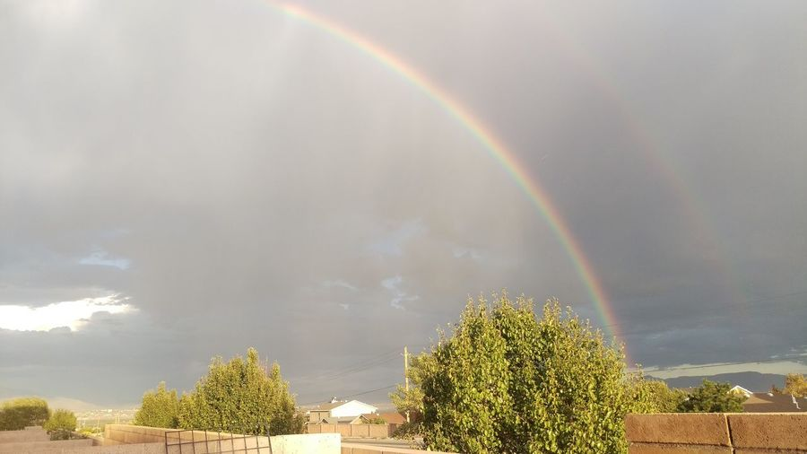 Rainy days are always the best. Rainy Days☔ Rainbows