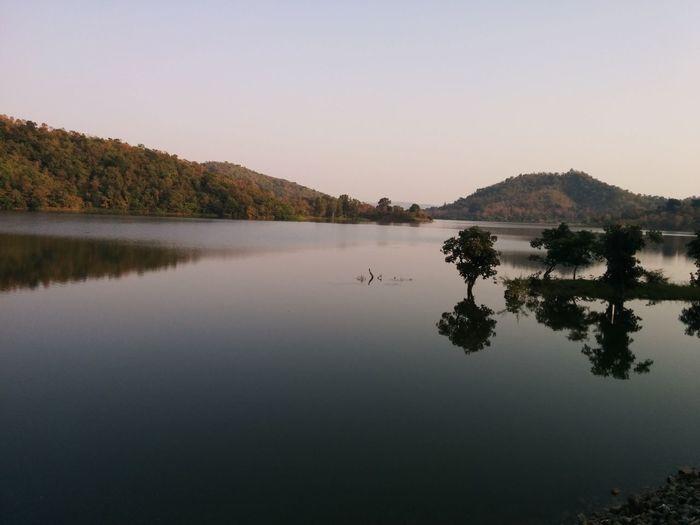 Nature Road Trip Bikeride Lakes