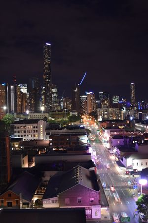 Architecture Brisbane Brisbane Australia Brisbane City Brisbaneeyeem Building Exterior City Cityscape Illuminated Modern Night Night Lights Night Photography Night View Of City Nightlife No People Skyscraper