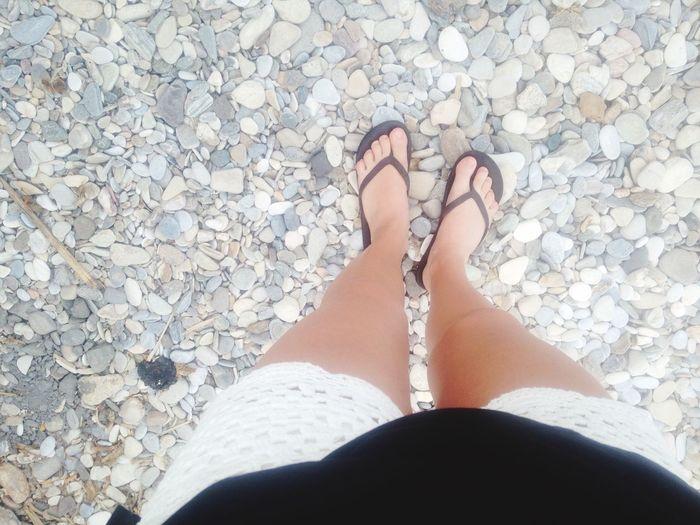 Greece Sun Life Vacation Legs Girl Beach Summer