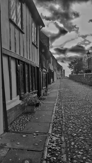 Cobblestone Streets Cobblestone Taking Photos Hanging Out Seeing The Sights Seeking Inspiration See The World Through My Eyes Hello World Black & White Grey Black And White Photography Black