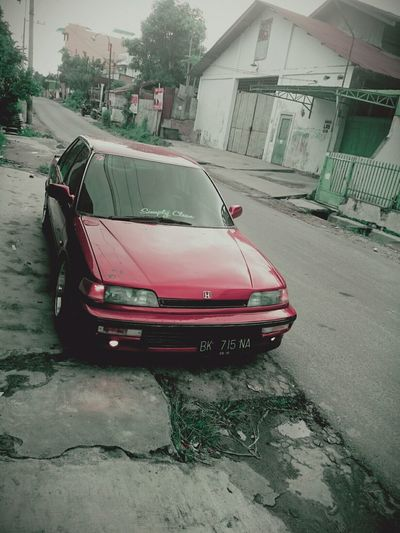 My daily use ... Honda Ef