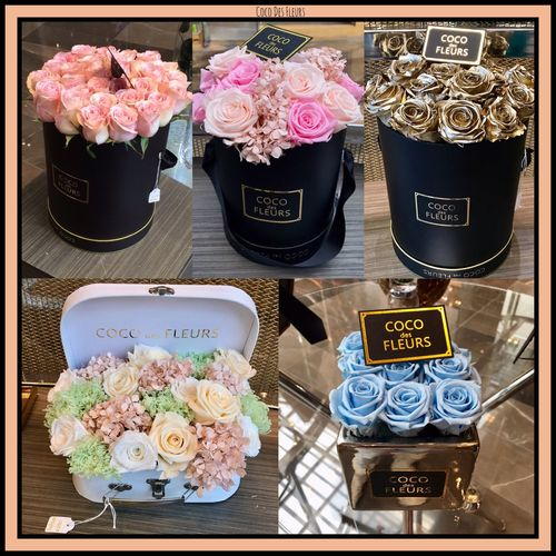 Beautiful flower's at Coco des Fleurs 💐🌸🌺🌼🌷🌹🥀 Cocodesfleurs Flowers Flowerboxes Business Flowerstall BeautifulFlowers💐 Flowershop FlowerCollage💐