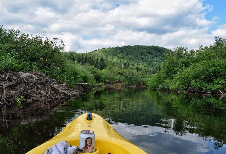 Beer Boat River