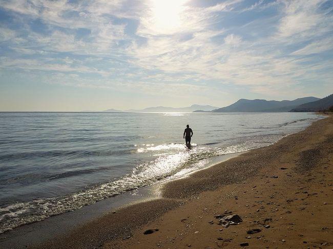On Island Of Samos ❤
