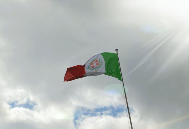 Italy Flag Vicenza Italy Cloud - Sky Flag Italian Flag Colors Italy❤️ Italy🇮🇹