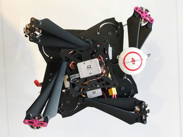Unmanned Aerial Vehicle Dji Drone Rpas Dronephotography Drone  Day Dji A2 Dji A2 Uav
