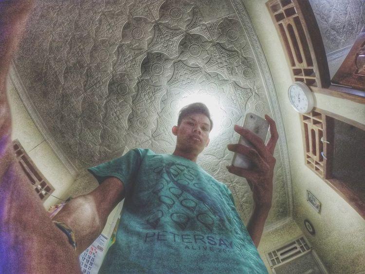 Selfie Goprohero4 Iphone4only