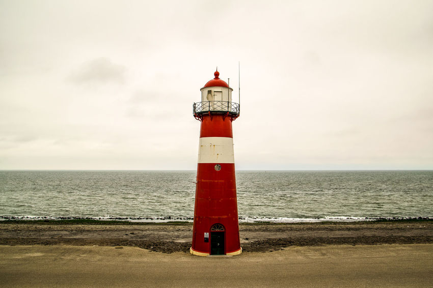 Beach Canoma Photography Holland Leuchtturm Lighthouse Netherlands Nordsee North Sea Strand Westkapelle