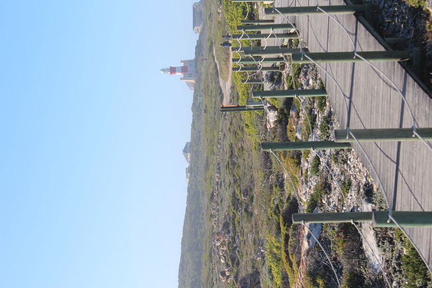 Cape Agulhas, the Southern Most point of Africa Cape Agulhas  Cape Town Cape Town, South Africa Light Lighthouse Beach Boardwalk Ocean Sky