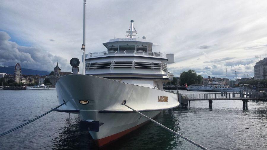 Bateau Boat Lac