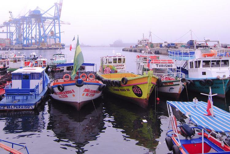 Chile Nautical