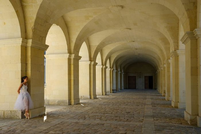 EyeEm Selects City Full Length Standing Architectural Column Arch Corridor History Architecture Colonnade Arcade