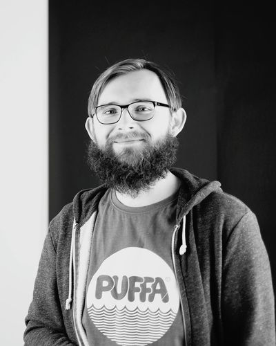 Happy Peter and his beard. Changing The World Startup Being All Lean EyeEm Hackday Hackathon Portrait Of A Friend Portrait Portrait Of A Man  Hackathon