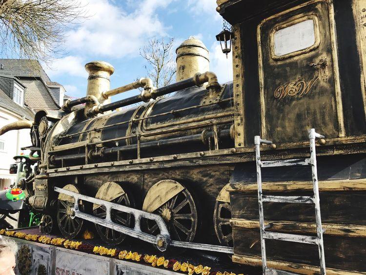 Karnival Carnival Outdoors Train - Vehicle