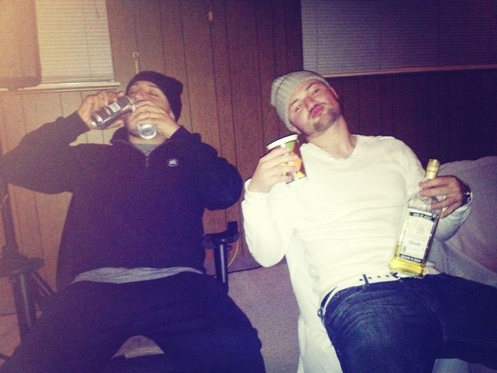 Chillen Me & My Hommie/brother From Another Mother Padilla