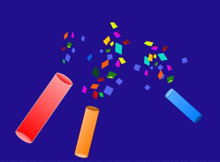 Confetti Explosion Celebration Christmas Confettis Diwali Halloween Winter Blasts Celebration Event Close-up Communication Confetti Confetti Battle Confetti Everywhere Confetti Everywhere! Confetti Explosion Confetti On The Floor Confettii Indoors  Large Group Of Objects Multi Colored No People Sign Studio Shot