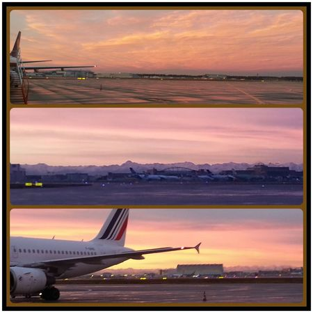 Airport toulouse airport