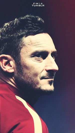 Francesco Totti First Eyeem Photo