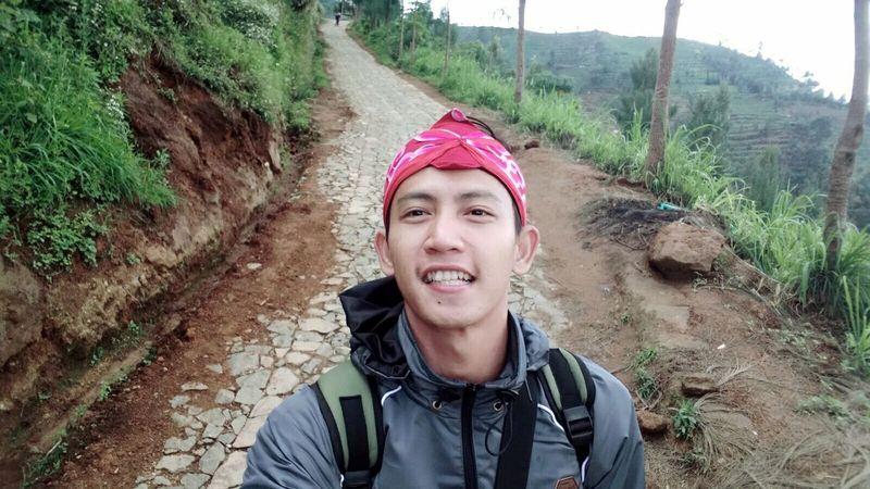 Happiness Young Adult Young Men Outdoors Men Selfie People Leisure Activity Nature Mt.prau Jawatengah Cirebon  Hiking Jawabarat INDONESIA