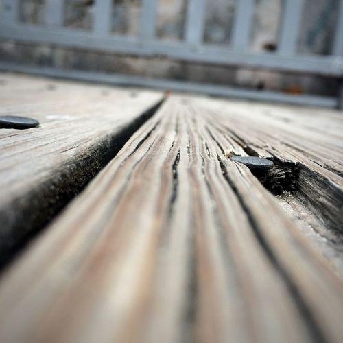 Blue Old Wooden Floor Nails Wooden Floor Wood Focus Rusty