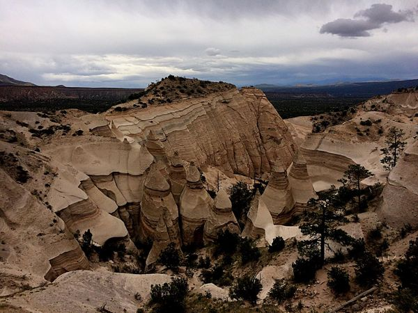Landscape Nature Scenics Rock Formation Beauty In Nature Geology Cloud - Sky Tranquil Scene Extreme Terrain Arid Climate Physical Geography Sky Travel Destinations Tranquility Desert Outdoors Day No People Travel