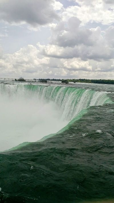 Niagrafalls Water Freshness Day Outdoors Nature Travel Destinations Beauty In Nature