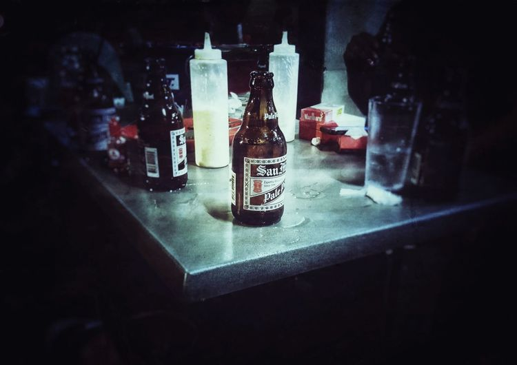 A friend of friends, Uncles and Dads SanMiguelBeer  Palepilsen EyeEm First Eyeem Photo preliminary edits on Snapseed