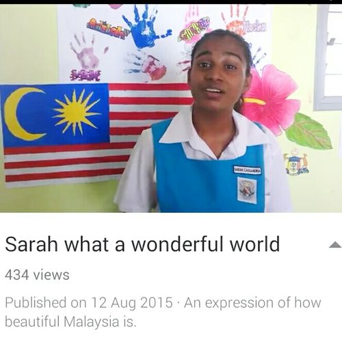 Watch this video on YouTube on how talented Malaysians can be and pls help like this video to support her thanks. Link to the video : https://m.youtube.com/watch?v=vq1ggXAIUg0 . Talents Singing Need Ur Support Malaysian Youtube