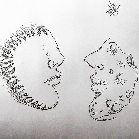 A pedido de @_jenifferp >< Arte Ar Artes Desenhos Desenho Drawning Draws SKET Draw Lu Son Sun Naturesart Naturesa Lo Love Amor Companheira Companheiro Ideia Ideias Ideiascriativas C Criatividade