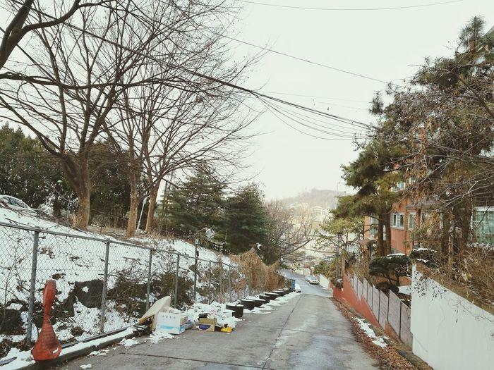 Korea No People Outdoors House Tree Sky First Eyeem Photo
