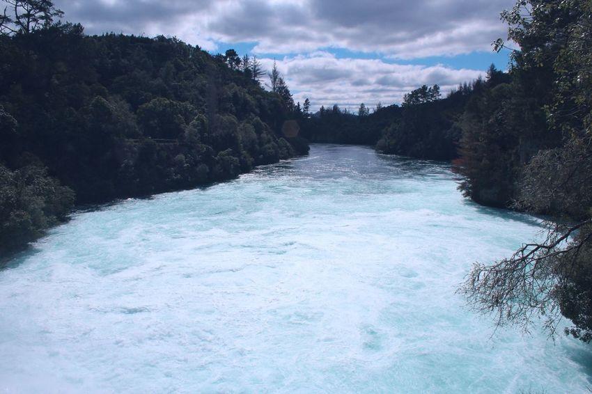 Canon 600D Taupo Huka Falls Scenics
