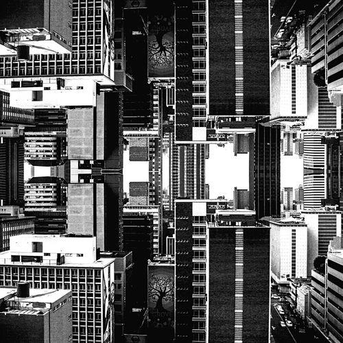 Johannesburg City Inception Perspective