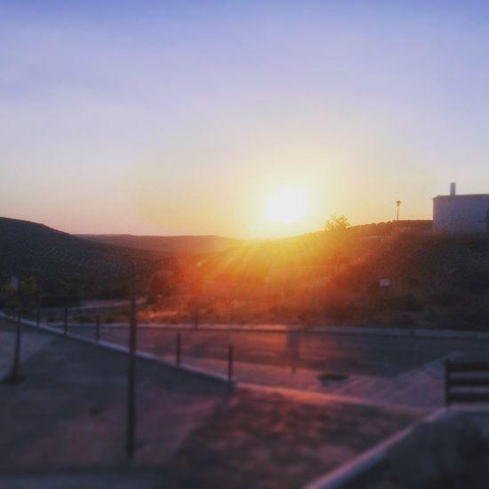 Bye day Sunset Paradise Frankpancorbo