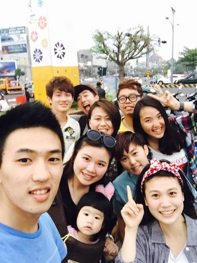 THESE Are My Friends 就是歡樂。
