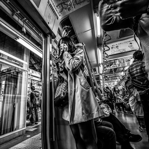 day human representation illuminated Japan real people stationary subway train Woman lifestyles EyeEm Selects EyeEm gallery large group of people City City Life Transportation Tokyo street mode of transport streetphotography Fresh Mobility In Mega Cities Day Human Representation Illuminated Japan Real People Stationary Subway Train Woman Lifestyles EyeEm Selects EyeEm Gallery Large Group Of People City City Life Transportation Tokyo Street Mode Of Transport Streetphotography The Street Photographer - 2018 EyeEm Awards The Modern Professional My Best Photo
