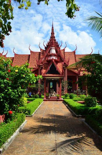 National museum of Cambodia Cambodia Museum Phnom Penh