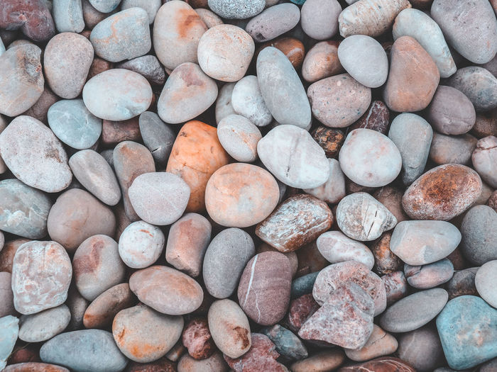 Rocky background Abundance Backgrounds Beach Day Full Frame Gray High Angle View Land Large Group Of Objects Nature Outdoors Pattern Pebble Rock Rock - Object Solid Stone Stone - Object Textured