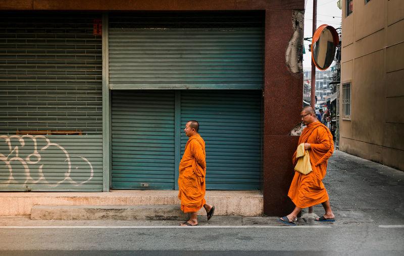 Monk on