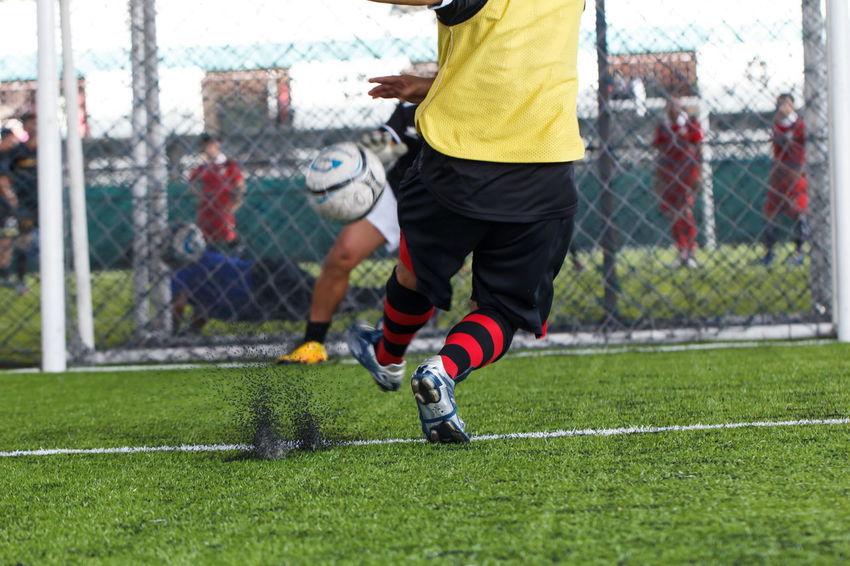 Penalty Kick Penalty Kick Soccer Soccer Player