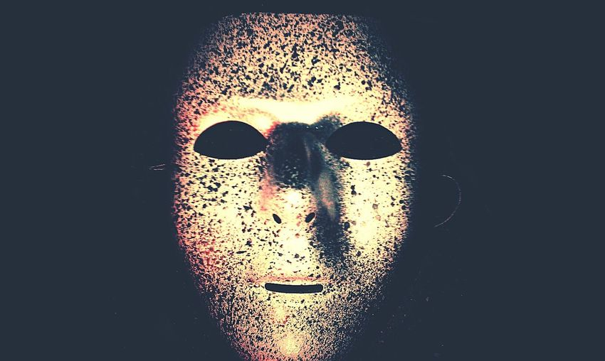 Mask Mask Collection Mask Collection Maskcraft Creepy Black Background EyeEm Best Shots 43 Golden Moments