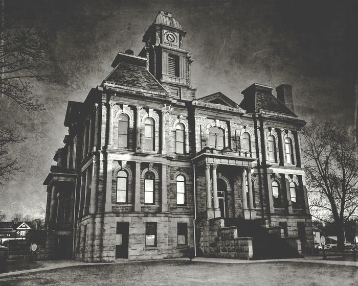 Holmes County Ohio Courthouse