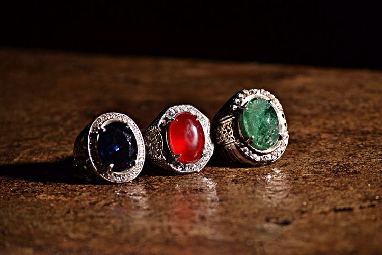 King saphire,Ruby,emerald ready to book! Handmade Jewellery
