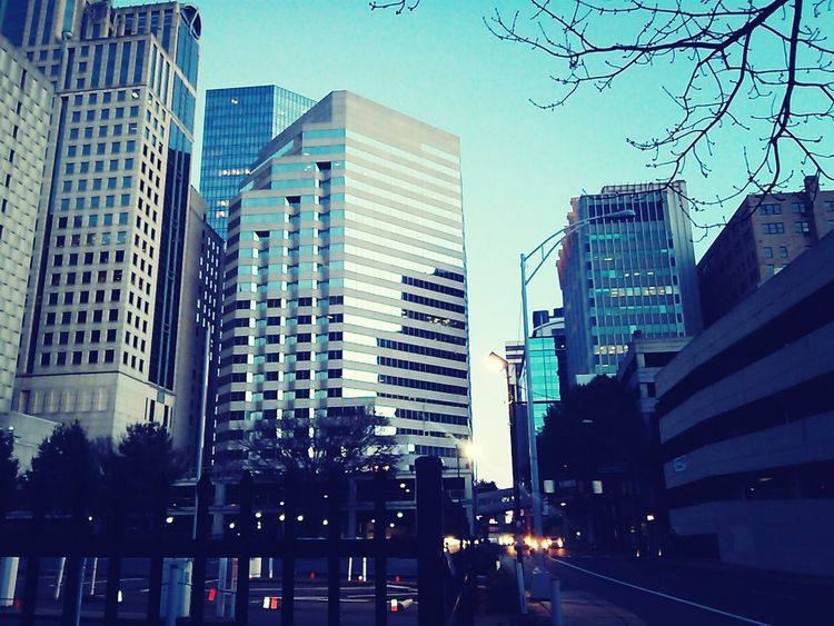 Downtown Charlotte  Charlotte, NC I Love My City Taking A Walk
