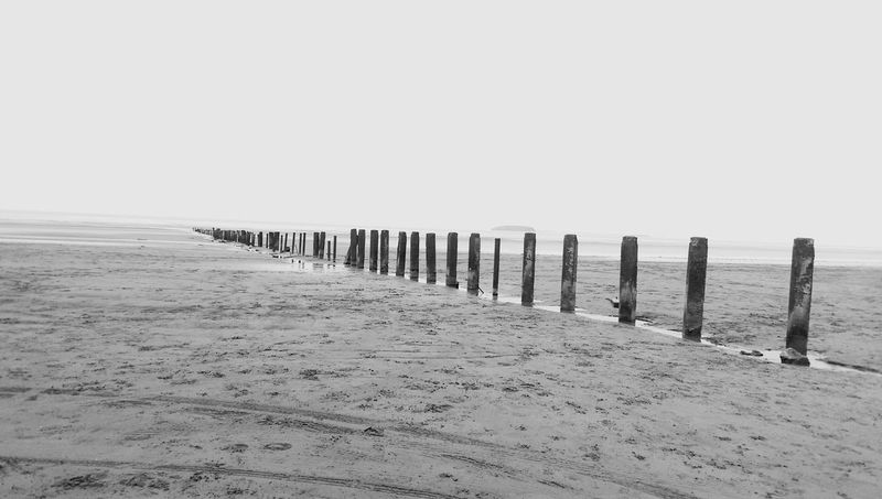 Blackandwhite Photography Natural Beauty On The Beach