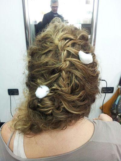 Prima E Dopo Mariano Parisi Hair & Make Up Marianoparisi.com New Look
