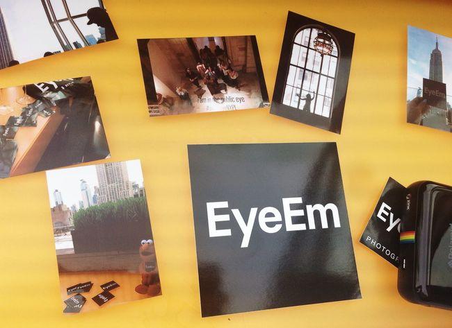 Photos on the spot. Public Eye NYPL