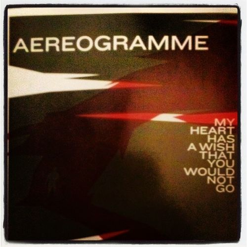 Valentinesday Music Aereogramme Heart Sonicunyon music