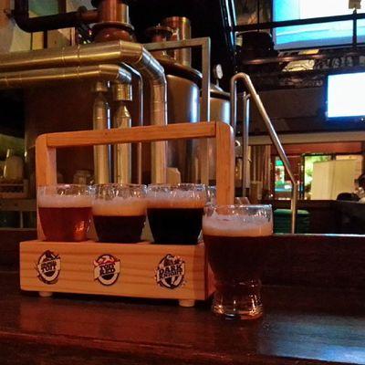 Toit craft beers