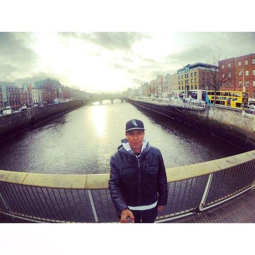 Dublin - Ireland . Eurotrip Gopro3 Trippics